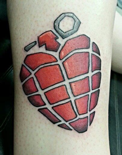green day tattoo green day done by tom hacic redhouse and