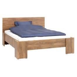 Jysk Bed Frames Bed Frame Vedde 160x200cm Oak Jysk