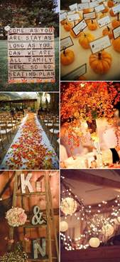 fall wedding decorations fall wedding ideas archives oh best day
