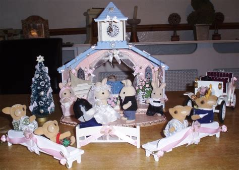 sylvanian familiescalico critters decorated houses images  pinterest sylvanian