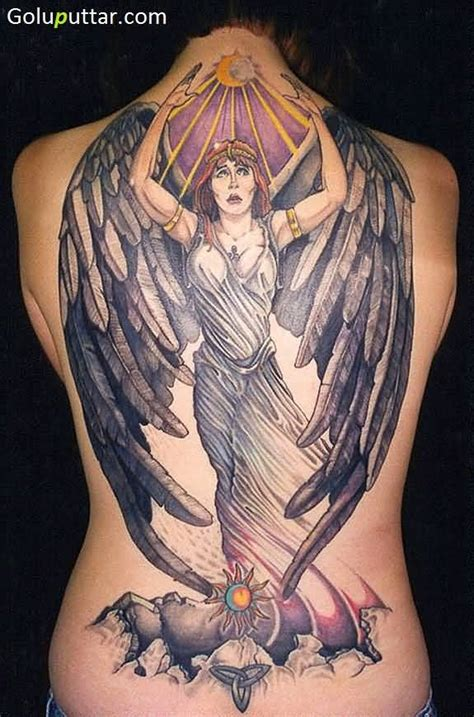 angel tattoo cover up angel tattoos and photo ideas