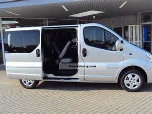 Opel Vivaro 9 Seater Opel Vivaro 2 0 Cdti Design Edition 9 Seater 2012 Other