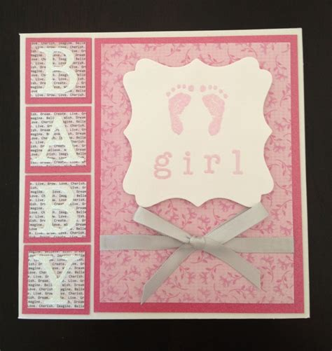 Handmade Baby Cards - 17 best images about baby cards on