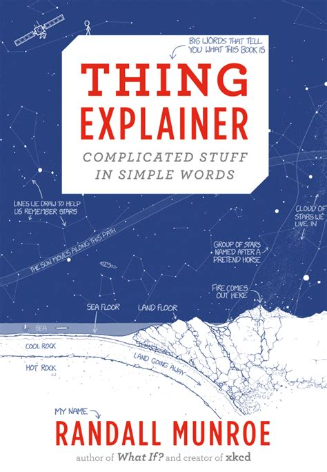 book pdf new book thing explainer xkcd