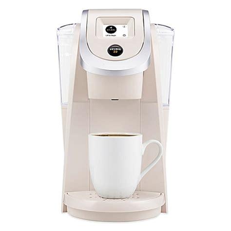 bed bath and beyond sandy utah buy keurig 174 2 0 k250 coffee brewing system in sandy pearl from bed bath beyond