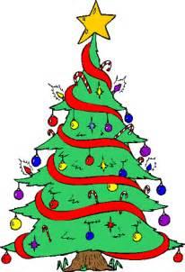 christmas tree cartoons clipart best