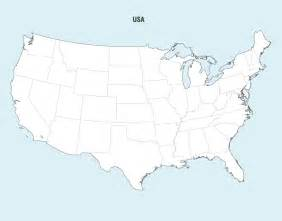 united states map vector free vector in ai