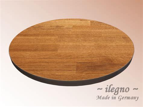 Ikea Tischplatte Eiche by Tischplatte Massivholz Rund Rheumri