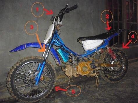Shock Grasstrack Biaya Merubah Motor F1zr Menjadi Motor Grasstrack Cari Tau
