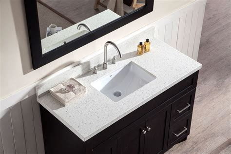 quartz bathroom countertop polaris home design innovates with quartz newswire