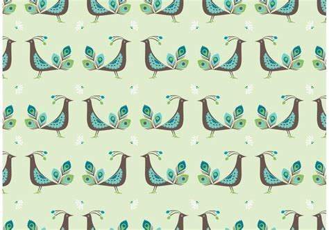 peacock pattern vector free peacock vector seamless pattern download free