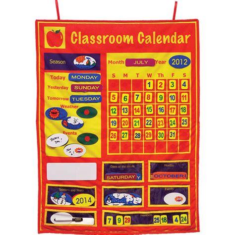 Classroom Calendar Preschool Classroom Decorations Classroom Calendar Mtb800