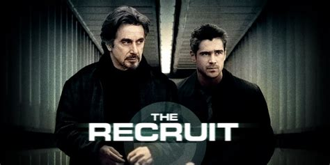 The Recruit 2003 Film Phim điệp Vi 234 N Ngầm The Recruit 2003 Hd Vietsub