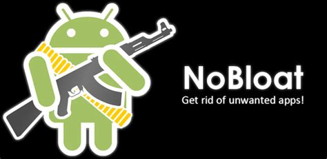 remove bloatware android remove system apps from android talktohacker