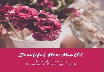 top happy  month blessings   successful month
