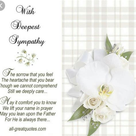 sympathy message 17 best ideas about deepest sympathy messages on