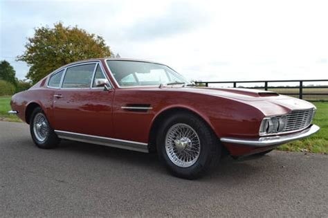 Aston Martin Dbs For Sale Usa by 1968 Aston Martin Dbs Six Left Drive For Sale On Car