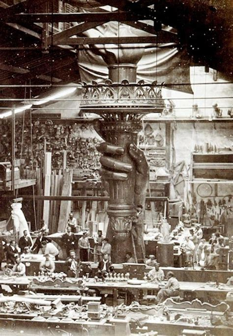 imagenes vintage libertad vintage everyday incredible photos of the statue of