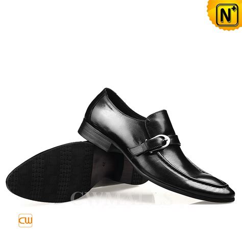 monk loafers leather monk loafer shoes cw716235