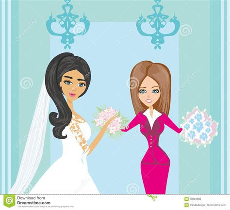 Brides Wedding Planner by Wedding Planner And Stock Vector Image 70304985