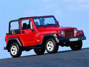 01 Jeep Wrangler Jeep Wrangler 1997 2004 Jeep Wrangler 1997 2004 Photo 01