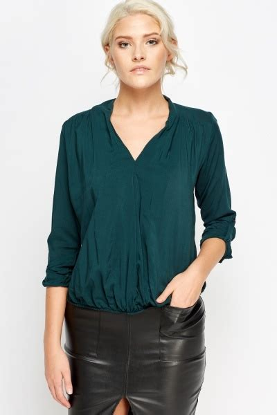 Forest Blouse by Forest Green Blouse Blouse Styles