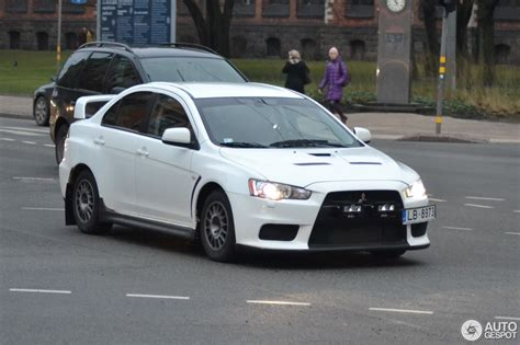 mitsubishi evolution 2017 mitsubishi lancer evolution x 30 grudzie 2017 autogespot