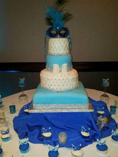 masquerade themed quinceanera cakes masquerade cake quinceanera wedding decorations