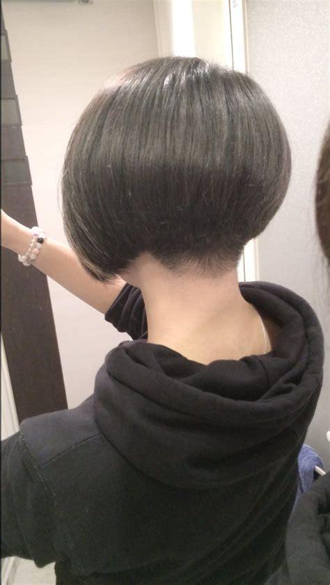 mens basin haircut shaved nape top 25 best sexy bob haircut ideas on pinterest cute