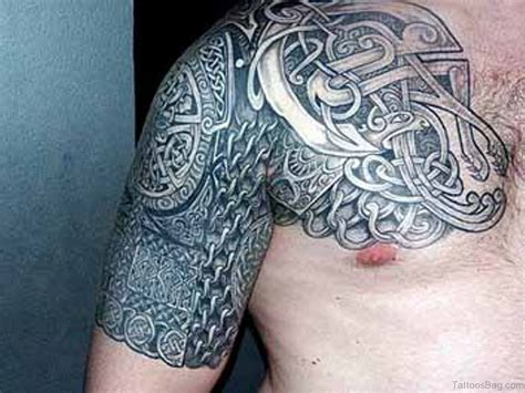 top of shoulder tattoo 50 best celtic tattoos for shoulder