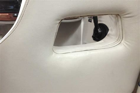 marine vinyl seat repair boat vinyl repair car care kalamazoo battle