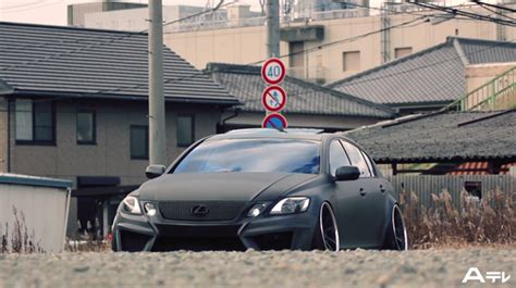 stanced lexus gs350 modified lexus fast car