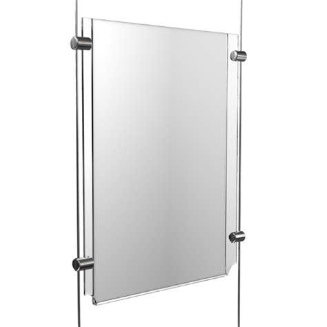 porte in plexiglass porte affiches plexi a3 alplex2021