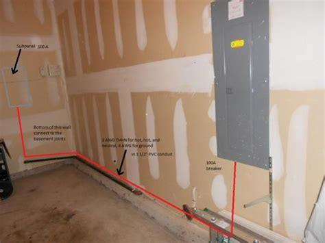 wiring finished basement doityourselfcom community forums