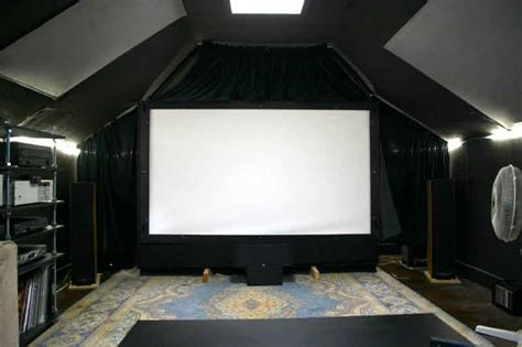 black painted room home theater room old moe s home theater