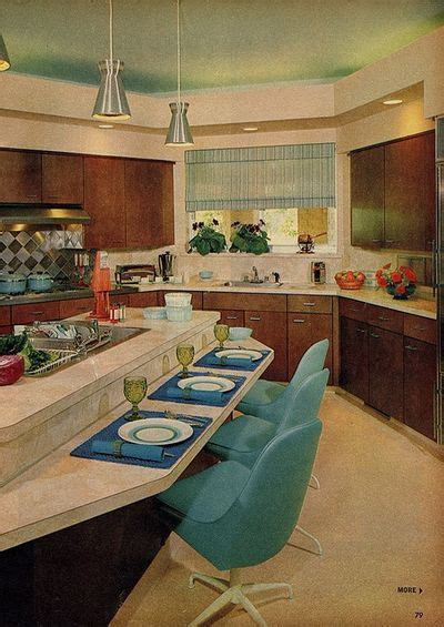 60s kitchen 25 best ideas about retro kitchens on vintage