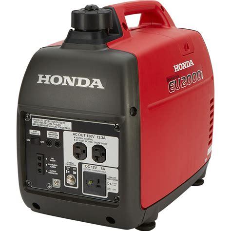 Honda Eu2000i Sale by Free Shipping Honda Eu2000 Portable Inverter Generator