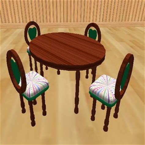 second life marketplace christmas dinner table set v 01 second life marketplace child s dining room table and