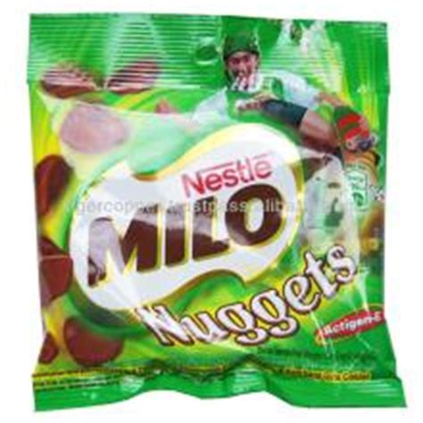 Milo Nugget 100gr Malaysia milo nuggets chocolate pack 100g nestle milo chocolate