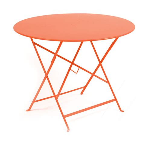Folding Bistro Table by Bistro Folding Table 38 Quot Fermob Horne