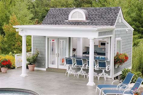pool shed ideas 25 best ideas about pool houses on pinterest outdoor