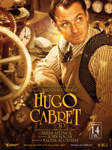 Hugo For jude new poster of jude for hugo cabret