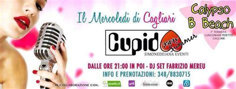 ingresso cupido cupido summer edition calypso poetto cagliari