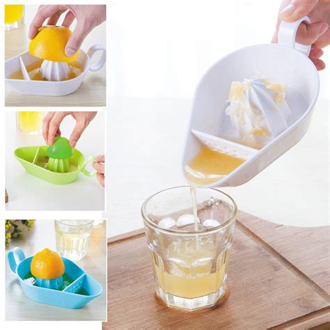 Kitchen Cook Juicer 7 In 1 manual juicer orange lemon squeezers fruit tool citrus