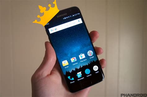 Samsung S7 Kingcopy Samsung Was The King Of Smartphones In The Us During March