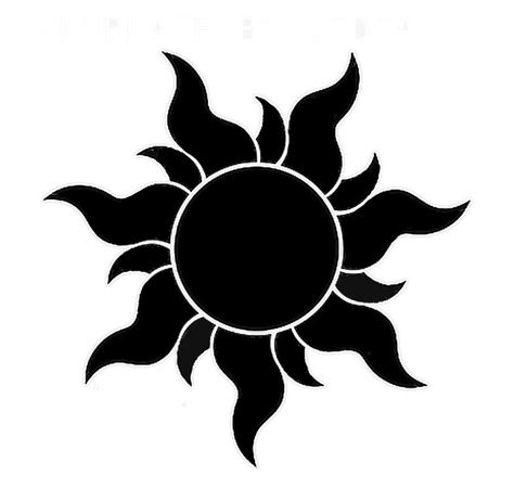 tangled sun tattoos pinterest sun tangled sun and