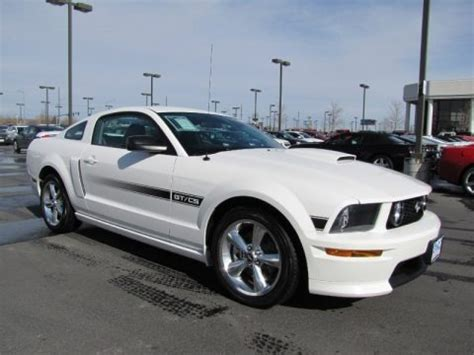mustang gt 2008 specs 2008 ford mustang gt cs california special coupe data