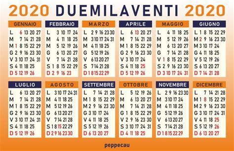 calendario peppecau calendario  mensile