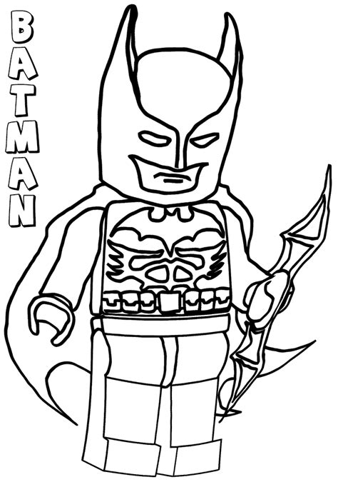 Lego Batman Coloring Pages For by Lego Batman Coloring Pages Best Coloring Pages For