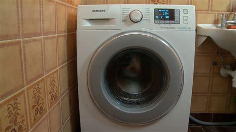 samsung washing machine samsung washing machine eco drum clean program wash wasching machine demo